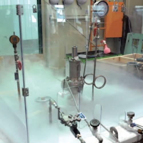 초저압 테스트 설비